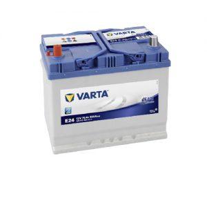 ΜΠΑΤΑΡΙΑ VARTA BLUE DYNAMIC E24 70AH