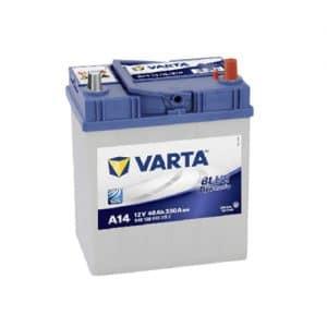 Μπαταρία Varta Blue 40Ah A14 – 12V