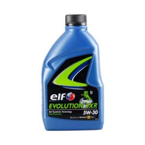 ELF EVOLUTION SXR 5W-30 1L