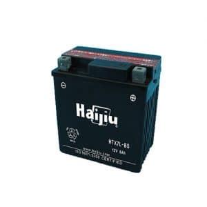ΜΠΑΤΑΡΙΑ HAIJIU AGM 6AH HTX7L-BS / YTX7L-BS