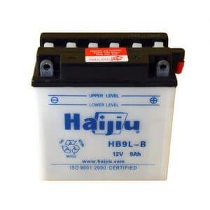ΜΠΑΤΑΡΙΑ HAIJIU 9AH HB9L-B / YB9L-B