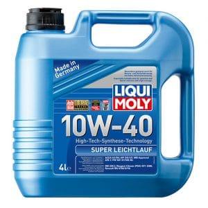 LIQUI MOLY SUPER LOW FRICTION 10W-40 4L