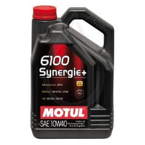 MOTUL 6100 SYNERGIE  10W-40 4L