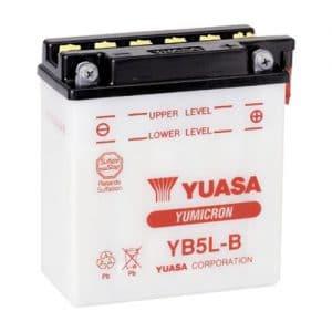 ΜΠΑΤΑΡΙΑ YUASA 5AH YB5L-B