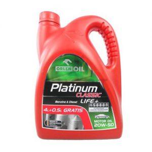 ORLENOIL Platinum Classic Life  20W-50 4.5L