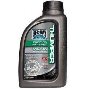 Bel-Ray Thumper Racing Synthetic Ester Blend 4T 10W-40 1lt