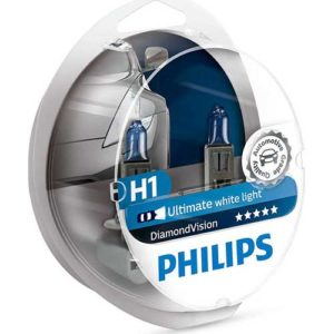 ΛΑΜΠΕΣ H1 PHILIPS  DIAMOND VISION 5000K