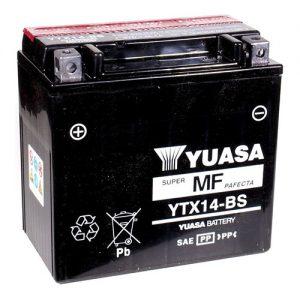 ΜΠΑΤΑΡΙΑ YUASA 12,6AH  YTX14-BS