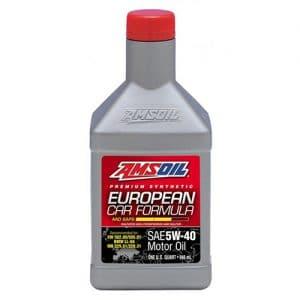 AMSOIL SYNTHETIC EUROPEAN CAR FORMULA  5W-40 1L