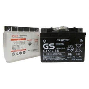 ΜΠΑΤΑΡΙΑ GS 3AH GTX4L-BS / YTX4L-BS
