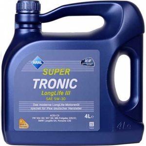 ARAL SUPER TRONIC LONGLIFE III 5W-30 4L