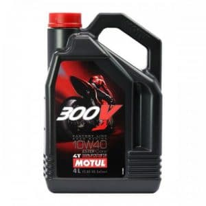 MOTUL 300V FACTORY LINE ROAD RACING 10W-40 4L