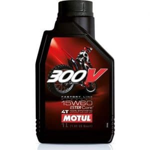 MOTUL300V FACTORY LINE OFF ROAD 15W-60 1L