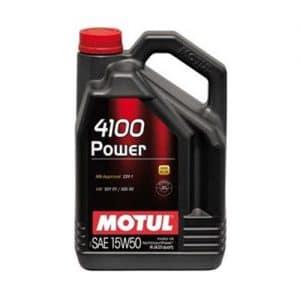 MOTUL 4100 POWER 15W-50 4L