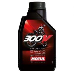 MOTUL300V FACTORY LINE OFF ROAD 5W-40 1L