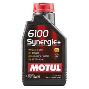 MOTUL 6100 SYNERGIE  10W-40 1L