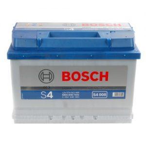 Μπαταρία Bosch S4 74Ah s4008 – 12V