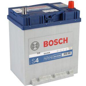 Μπαταρία Bosch S4 40Ah s4030 – 12V
