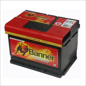 Μπαταρία Banner Power Bull 60Ah p6068 – 12V