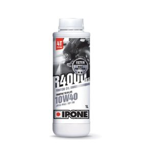 IPONE R4000 RS 10w-40 – Synthetic Plus (High Protection Ester Formula) 1L