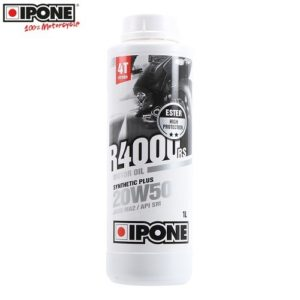IPONE R4000 RS 20w-50 – Synthetic Plus (High Protection Ester Formula) 1L