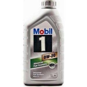 Mobil 1 ADVANCED FUEL ECONOMY 0W-20 1l