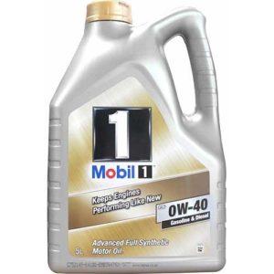 Mobil 1 FS 0W-40 5l