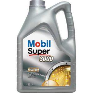 Mobil Super 3000 5W-40 5l