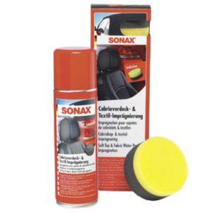 SONAX Sonax Αδιαβροχοποίηση Καμπριολέτ & Ταπετσαρίας 300ml
