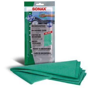 SONAX Πανί μικροινών micro για τζάμια & παρμπρίζ