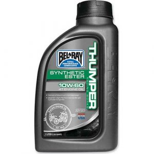 BEL-RAY thumper Racing Works Synthetic Ester 10W-60 1L