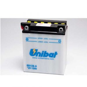 ΜΠΑΤΑΡΙΑ  Unibat 12Ah (CB12A-A / YB12A-A)