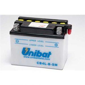ΜΠΑΤΑΡΙΑ UNIBAT 4AH ( CB4L-B-SM / YB4L-B )