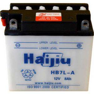 ΜΠΑΤΑΡΙΑ HAIJIU  8Ah (HB7L-A / YB7L-A)