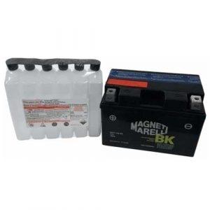 ΜΠΑΤΑΡΙΑ Magneti Marelli 10AH MOT12A-BS / YT12A-BS