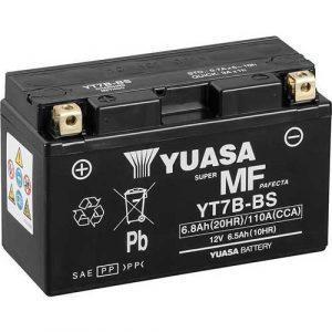 ΜΠΑΤΑΡΙΑ YUASA 6,8AH YT7B-BS