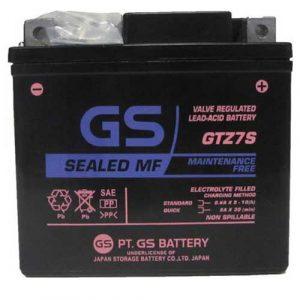 ΜΠΑΤΑΡΙΑ GS 6Ah ( GTZ7S / YTZ7S )