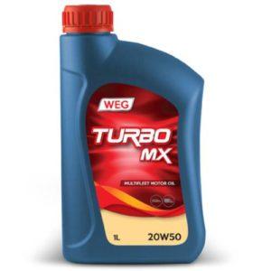 WEG TURBO MX 20W-50 1L